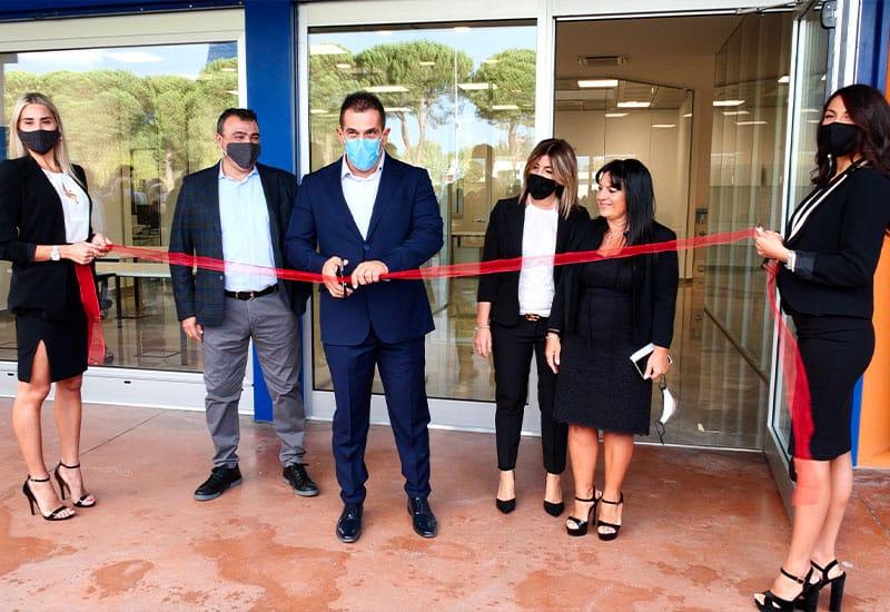 Belle Vetrate - L'azienda inaugura una nuova sede