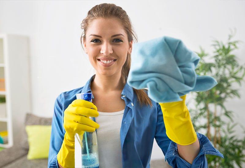 come pulire le vetrate panoramiche senza lasciare aloni