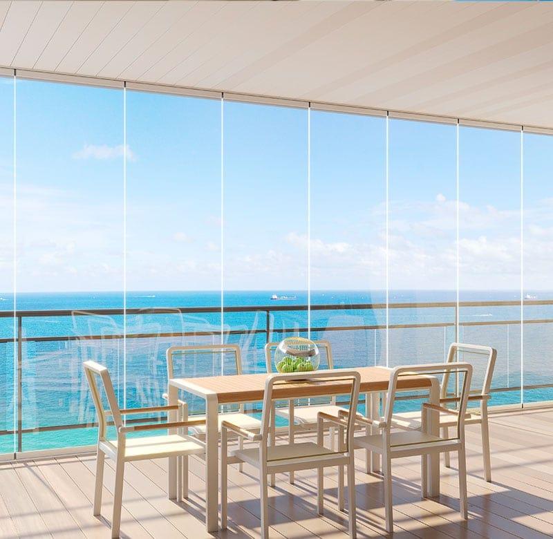come si scelgono le vetrate panoramiche scorrevoli? Scoprilo con la nostra guida